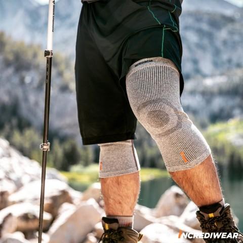 Se odpravljate v naravo? Priskrbite si Incrediwear kolenčnik. Zmanjša bolečine v kolenih, poskrbi za ustrezno oporo in boljšo prekrvavitev vaših kolen. Naj postane izlet užitek.  #kneepain #incrediwear_si #painrelief #hiking #sport #liveincredibly